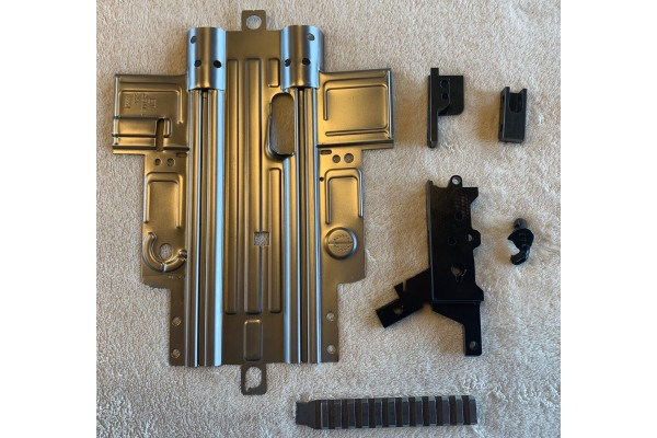 Complete CETME L, LC, LV Build Kit with Rail