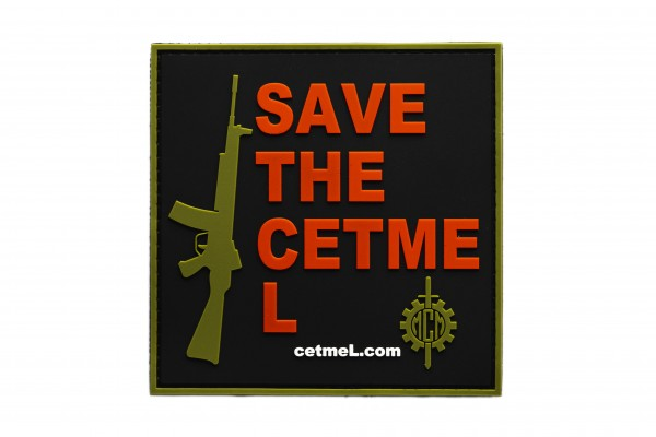 Patch - SAVE THE CETME L